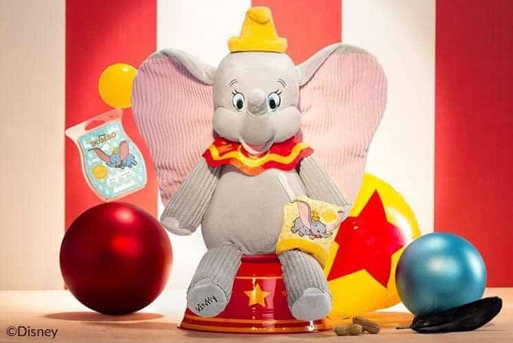 Dumbo - Disney Toys from Scentsy - Scentsy Buddy with Fragrance