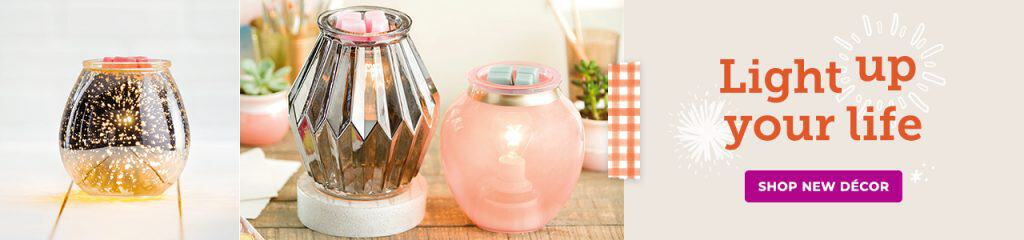 Get A Glow On With Scentsy