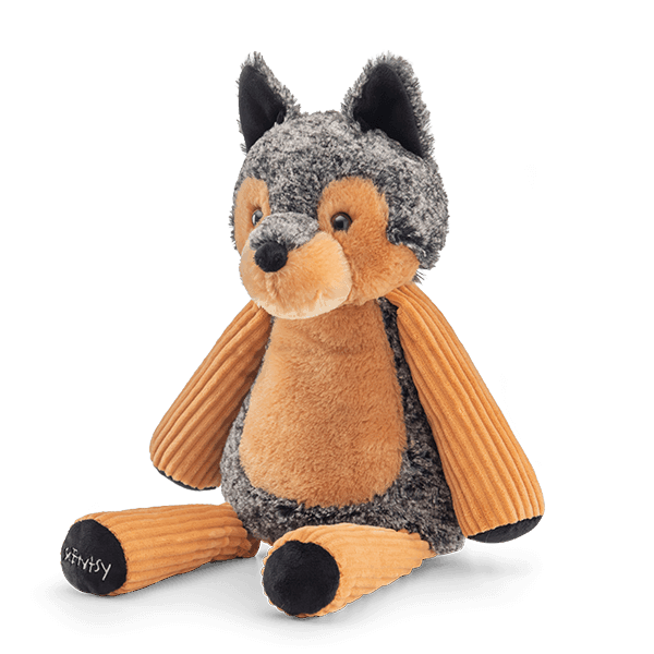 German Shepherd Scentsy Buddy - Apollo Police dog