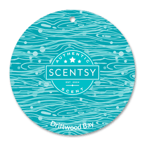 Driftwood Bay Scentsy Scent Circle