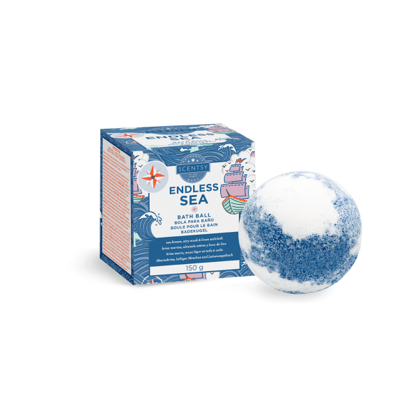 Endless Sea Scentsy Bath Bomb
