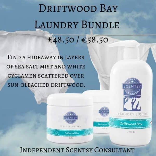 Driftwood Bay Scentsy Laundry Bundle