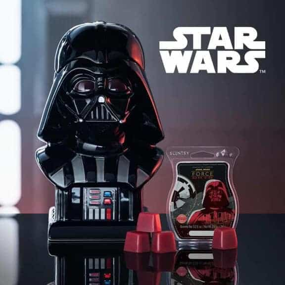 Darth Vader Scentsy Warmer Goes On Sale