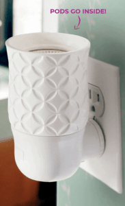 Scentsy Go Pods are used in our Scentsy Wall Fa Diffusers