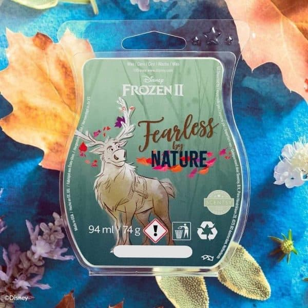Fearless by nature Scentsy Wax Bar