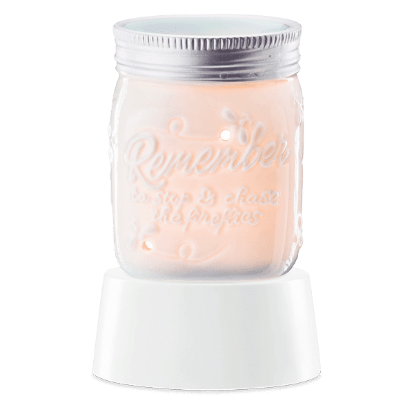 CHASING FIREFLIES TABLETOP SCENTSY WAX WARMER