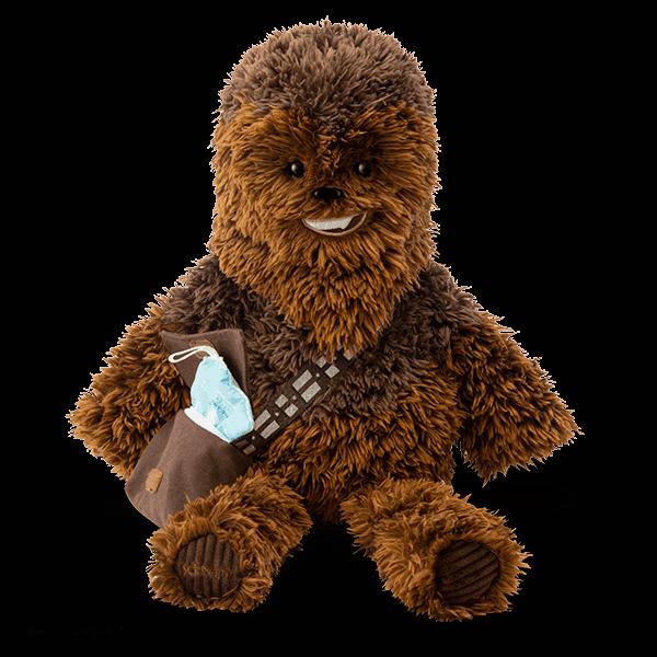 Chewbacca™ – Scentsy Buddy Puts Scent Pak In Satchel