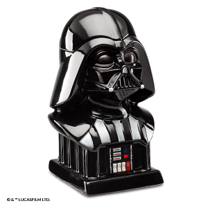 Darth Vader™ - Scentsy Warmer Side