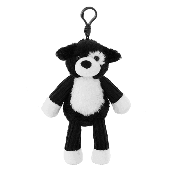 HADDIE THE COLLIE SCENTSY BUDDY CLIP