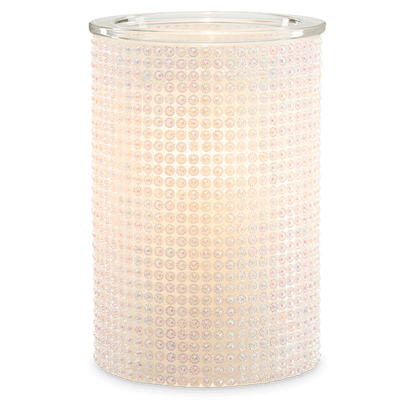 MOTHER OF PEARL SCENTSY WAX WARMER