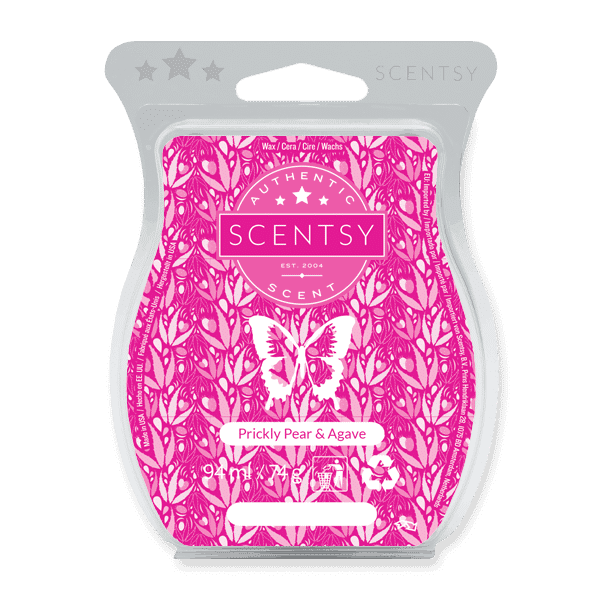 PRICKLY PEAR AND AGAVE SCENTSY WAX BAR
