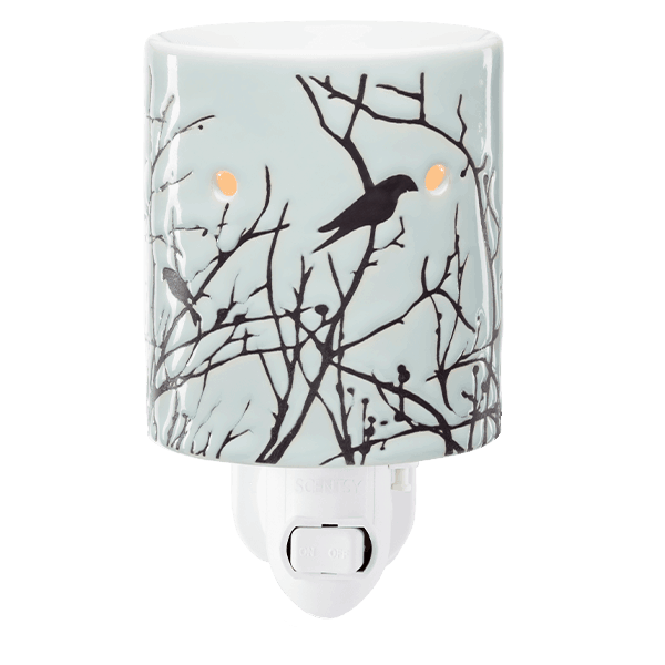 STARLINGS SCENTSY PLUG IN WAX WARMER