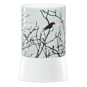 STARLINGS TABLETOP SCENTSY WAX WARMER