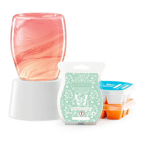 Scentsy System - Tabletop Mini Warmers
