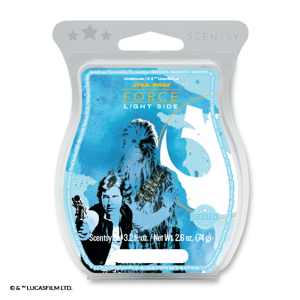 Star Wars™- Light Side of the Force – Scentsy Bar - Han and Chewi