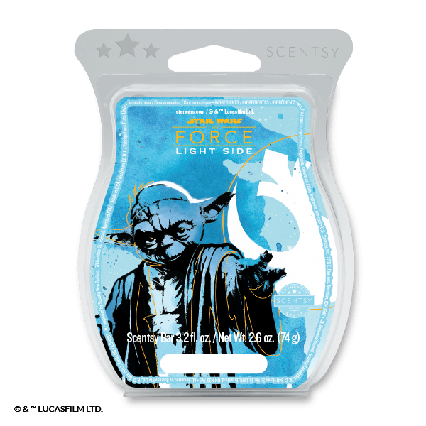 Star Wars™- Light Side of the Force – Scentsy Bar - Yoda