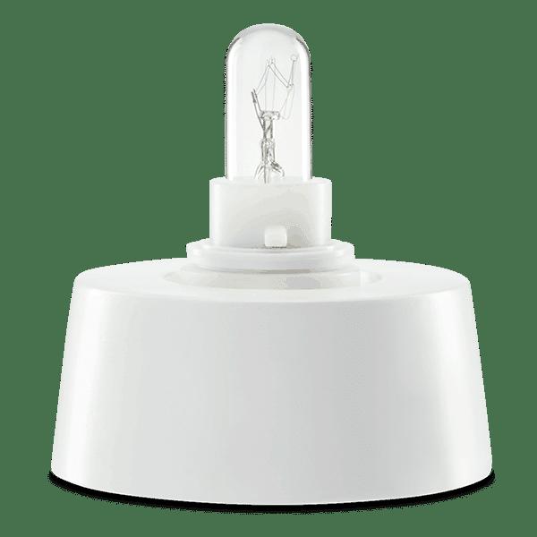 TABLETOP BASE FOR MINI WARMER - CERAMIC/METAL TOP