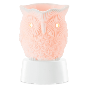 WHOOT TABLETOP SCENTSY WAX WARMER