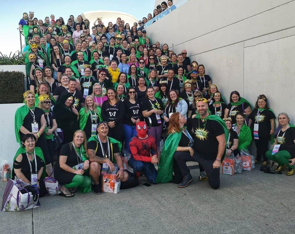 Scentsy Ireland Sales Team