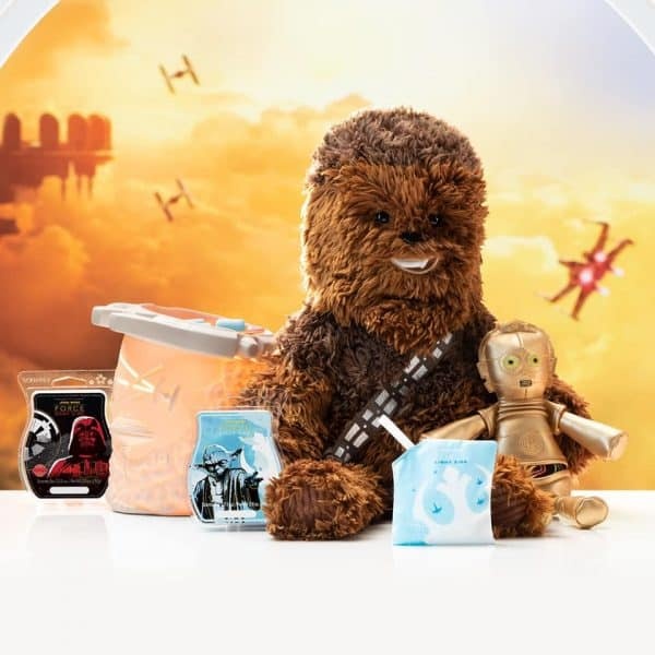 Star Wars Scentsy Collection Spoilers