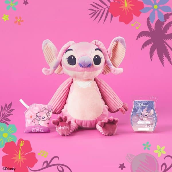 Angel – Scentsy Buddy and Scentsy Bar
