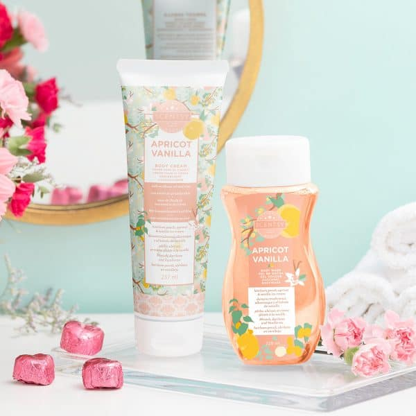 Apricot Vanilla Body Bundle