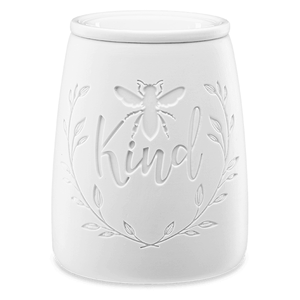 Bee Kind Scentsy Warmer Off
