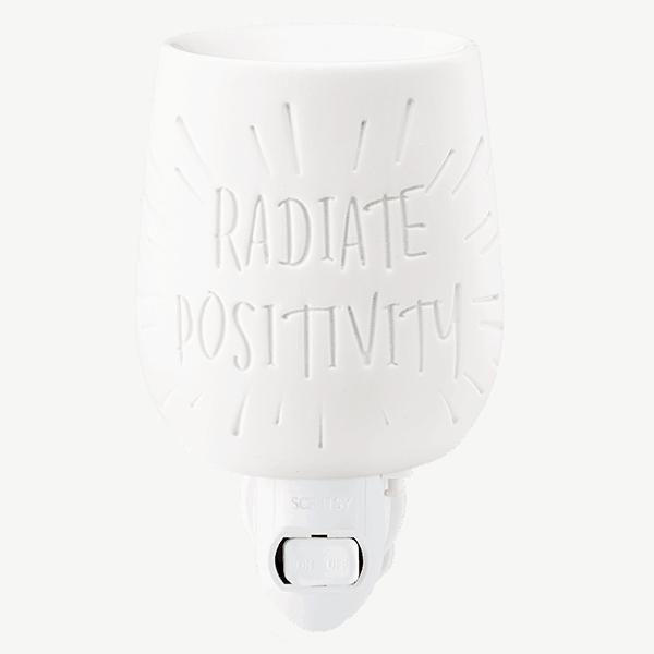 Radiate Possitiviy Mini Plugin Warmer Off