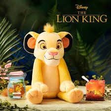 Disney lion king - Scentsy Buddy Simba