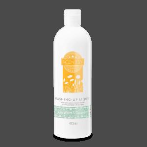 AloeWater Cucumber Scentsy Washing-Up Liquid