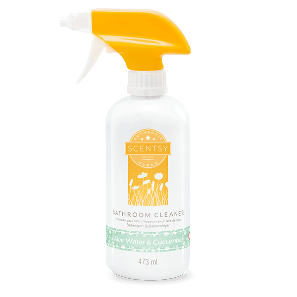 Aloe Water & Cucumber Bathroom Cleaner