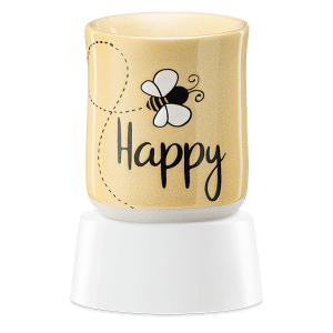 Bee Happy Scentsy Tabletop Warmer