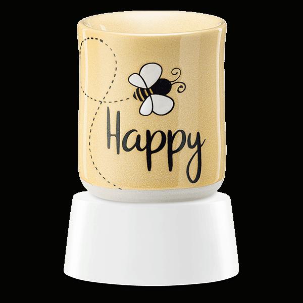 Bee Happy Scentsy Tabletop Warmer