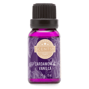 Cardamom & Vanilla Scentsy Natural Oil Blend