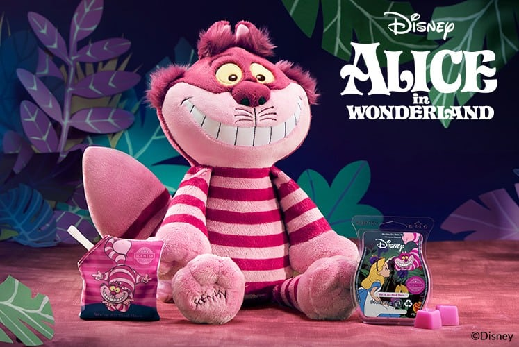 Cheshire Cat -Scentsy Buddy