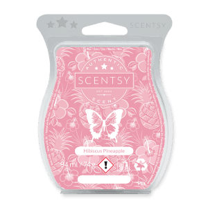 Hibiscus Pineapple Scentsy Bar
