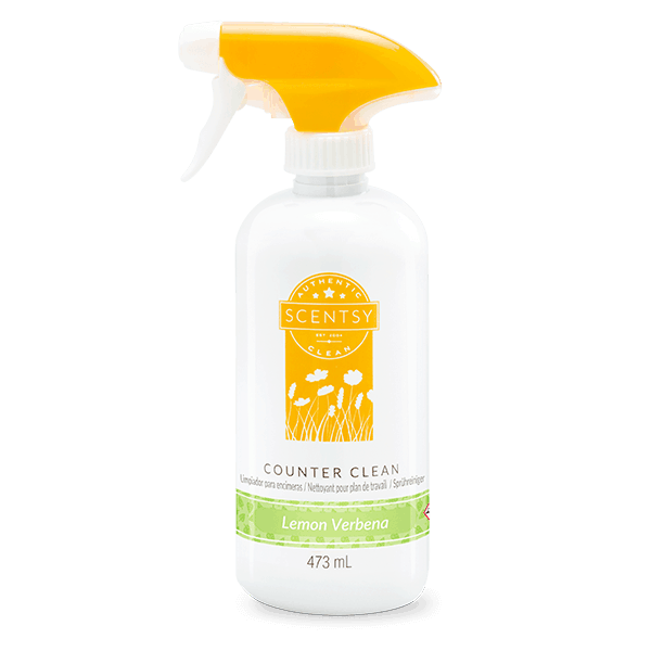 Lemon Verbena Scentsy Counter Cleaner