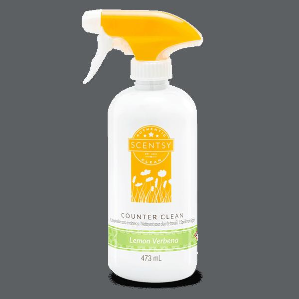 Lemon Verbena Scentsy Counter Cleaner