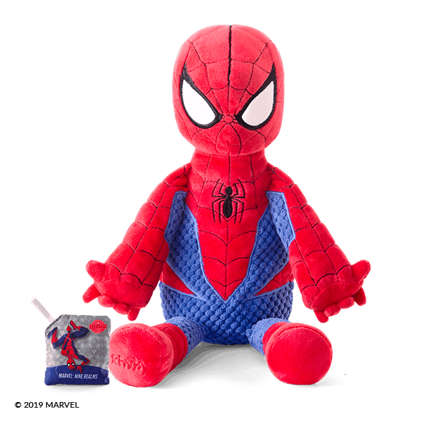 Marvels SpiderMan Scentsy Buddy