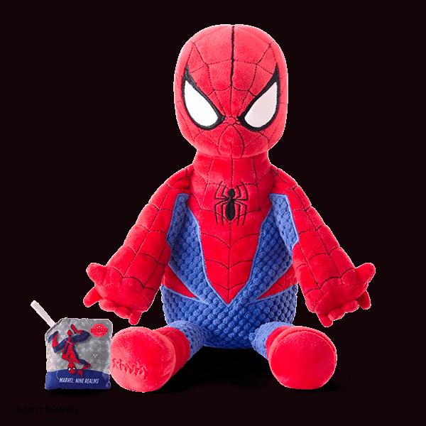 Marvels SpiderMan Scentsy Buddy