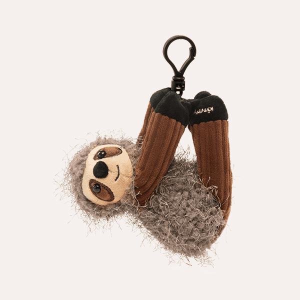 Suzie Sloth Scentsy Buddy Clip