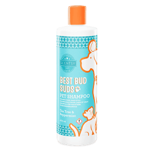 Tea Tree & Peppermint Best Bud Suds Pet Shampoo