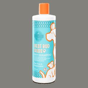 Tea Tree & Peppermint Best Bud Suds Pet Shampoo