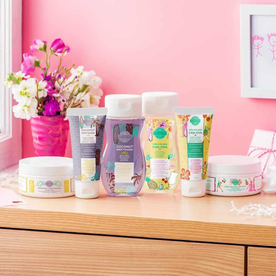 UK Mothers day gift ideas from Scentsy