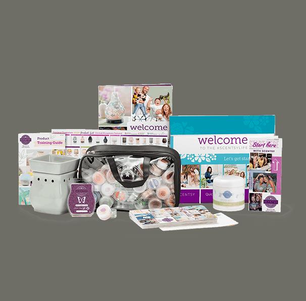 UK & Europe 2020 Party HOst Scentsy Starter Kit Image