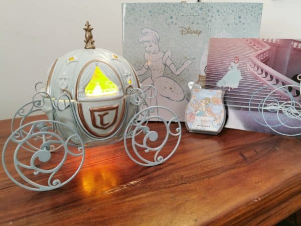 Cinderella Carriage and scentsy bar
