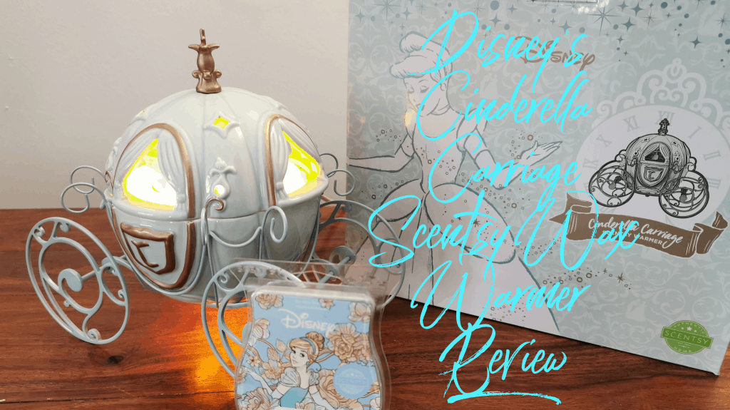 Disneys-Cinderella-Carriage-Scentsy-Wax-Warmer-Review