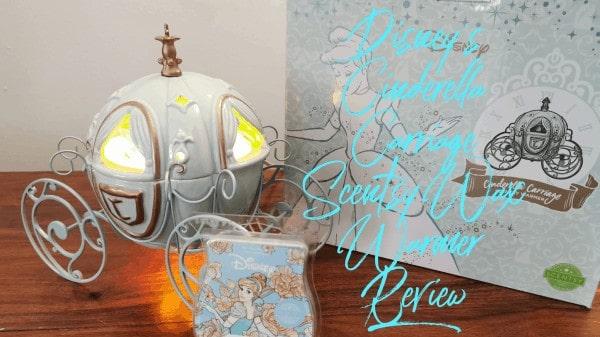 Disneys-Cinderella-Carriage-Scentsy-Wax-Warmer-Review