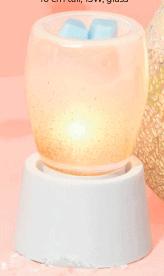 Perfect Pearl Scentsy Mini Plugin Wax Warmer