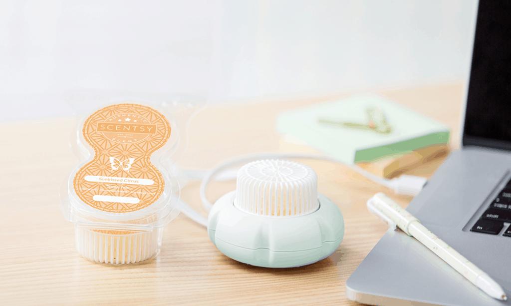 Scentsy Mini Fan Diffuser